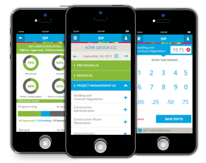 Mobile app for NCARB